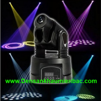 đèn moving head led spot 15w