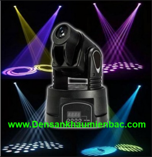 đèn moving head led spot 15w