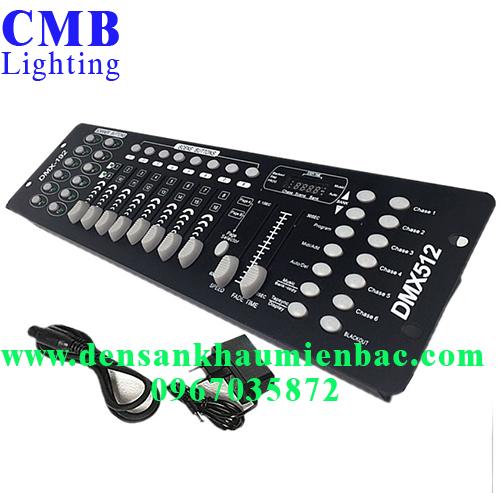bàn điều khiển ánh sáng dmx 192