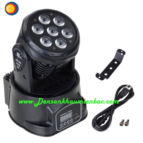 moving head mini 7x10w 4