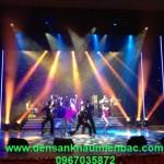 Đèn sân khấu tại Lai Châu