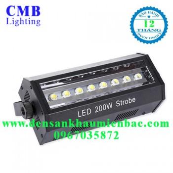 đèn chớp led 200w có dmx