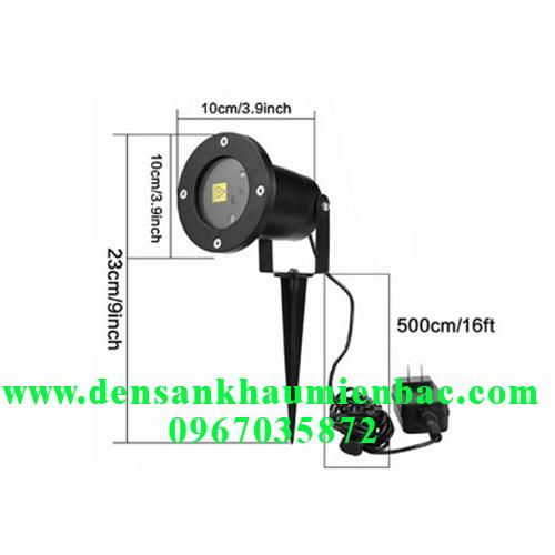 đèn laser chiếu sân vườn giá rẻ