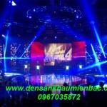 Đèn sân khấu tại Điện Biên