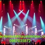 Đèn sân khấu Hà Tĩnh