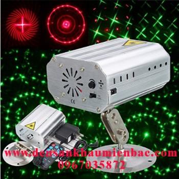 đèn laser mini chiếu hình giá rẻ