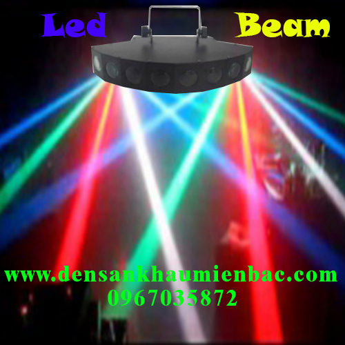 đèn led beam 8 mắt