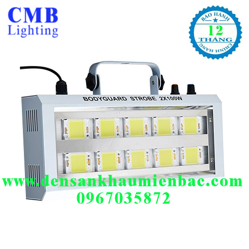 đèn chớp led 200w giá rẻ