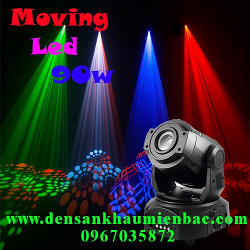 Đèn moving led 90w