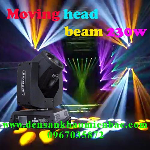 đèn moving beam 230w