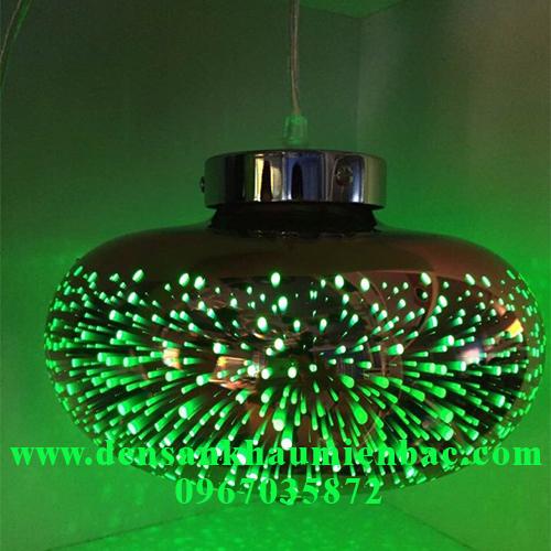đèn trang trí nghệ thuật đổi màu
