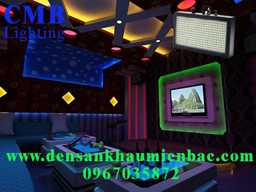 đèn sân khấu phòng hát karaoke