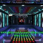 Hệ thống đèn phòng hát karaoke siêu víp chỉ với 10 triệu đồng