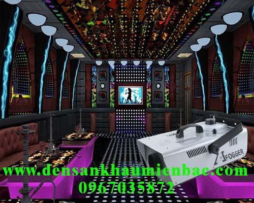 Máy phun khói phòng hát karaoke