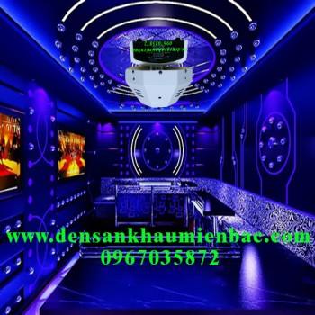 đèn laser phòng hát karaoke