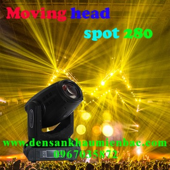 đèn moving head spot 280