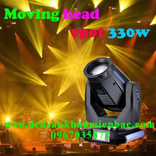 đèn moving head 330w