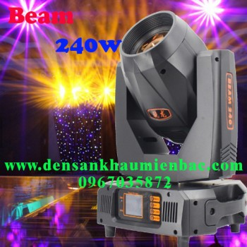 đèn moving beam 240w