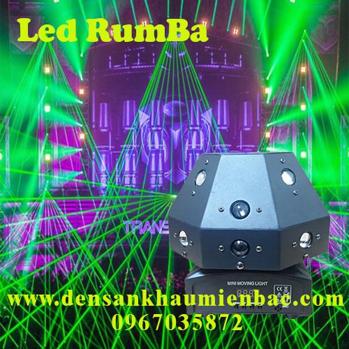 Đèn led rumba