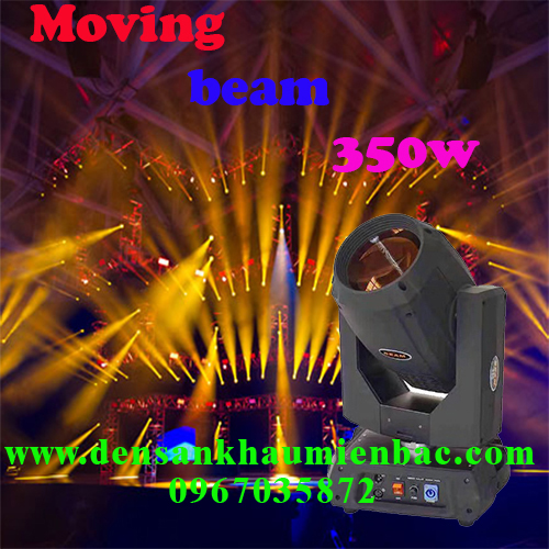 đèn moving beam 350w