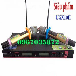 Micro không dây Shure UGX10II