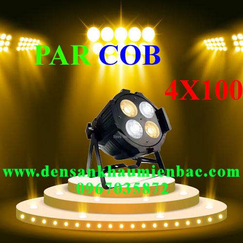 đèn par cob 4x100
